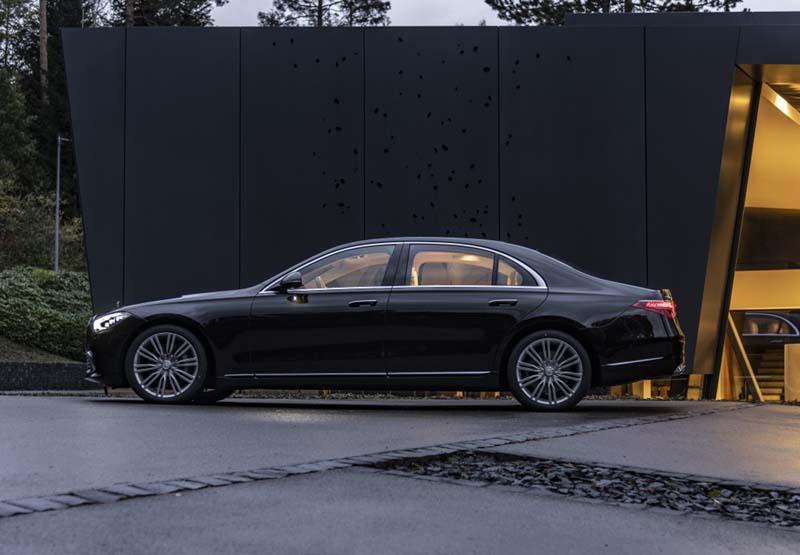 Foto Exteriores Mercedes S Class Berlina 2020