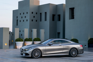 Foto Exteriores (11) Mercedes S-class Cupe 2014