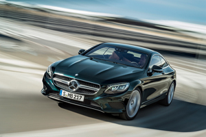 Foto Exteriores (2) Mercedes S-class Cupe 2014