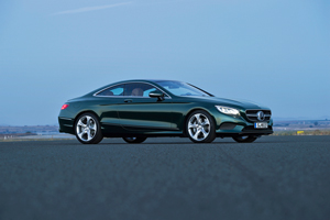 Foto Exteriores (3) Mercedes S-class Cupe 2014
