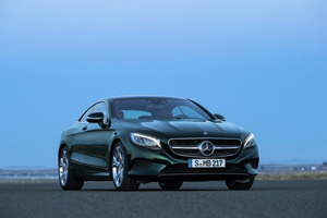 Foto Exteriores (4) Mercedes S-class Cupe 2014