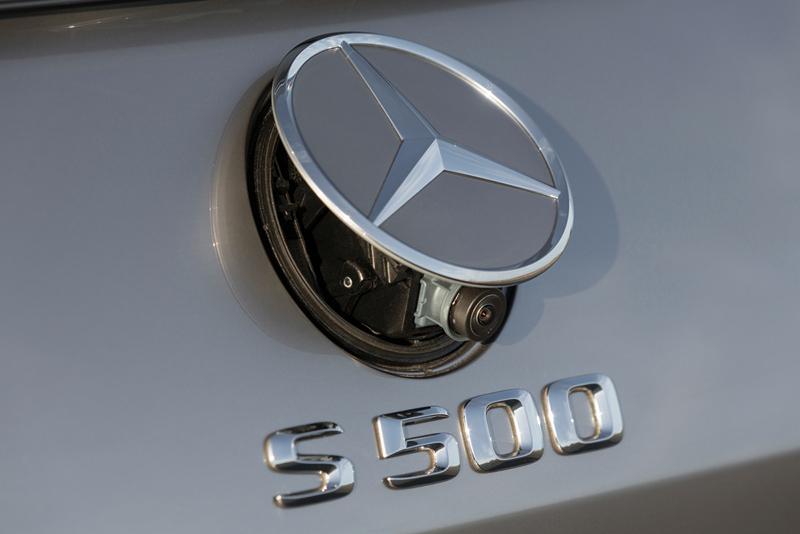 Foto Detalles Mercedes S Class Cupe 2014