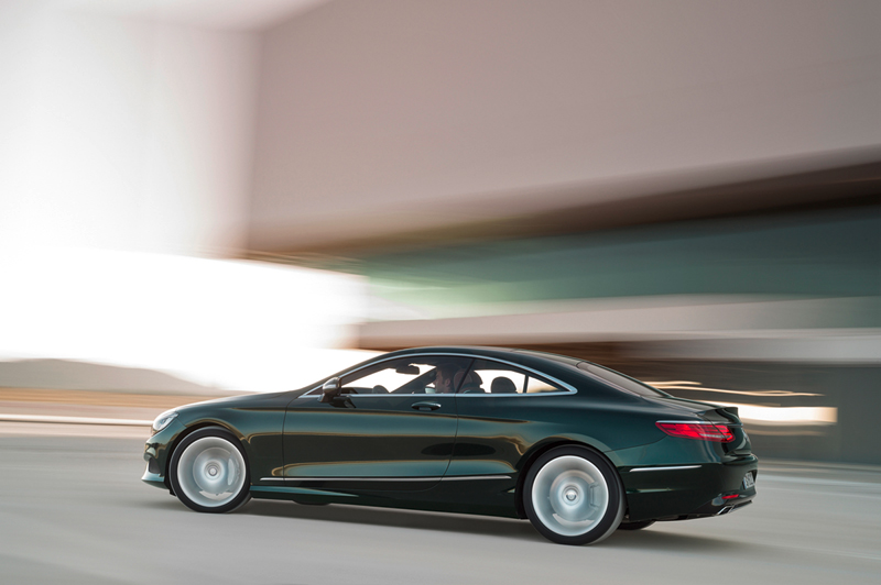 Foto Exteriores (10) Mercedes S-class Cupe 2014