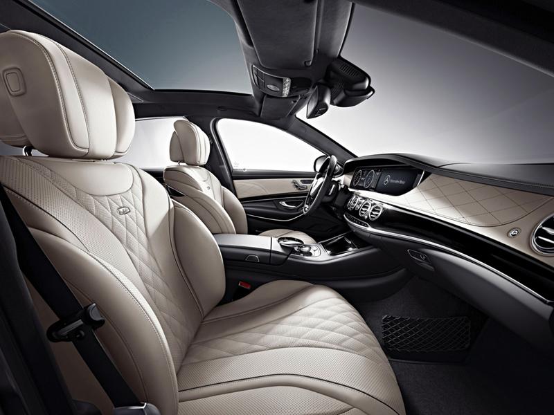 Mercedes-Benz S 600 2014