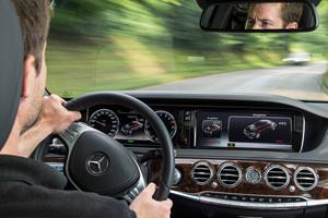 Foto Interiores Mercedes S-class-plugin-hybrid Berlina 2013