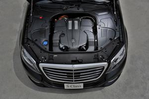 Foto mercedes s-class-plugin-hybrid 2013