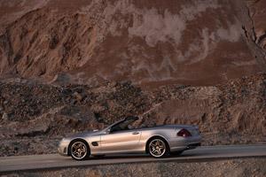 Foto Exteriores-(4) Mercedes Sl-65-amg Descapotable 2007