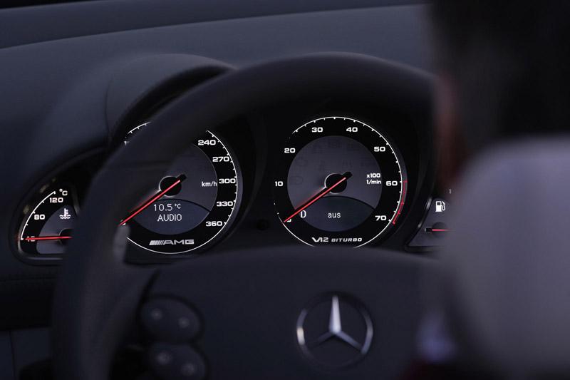 Foto Interiores Mercedes Sl 65 Amg Descapotable 2007