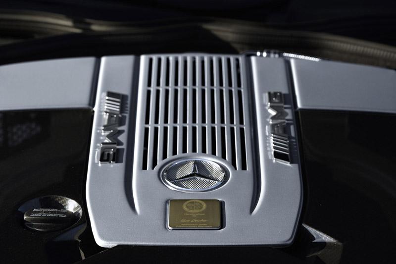 Foto Tecnicas Mercedes Sl 65 Amg Descapotable 2007