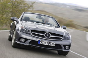 Mercedes-Benz Sl 2009