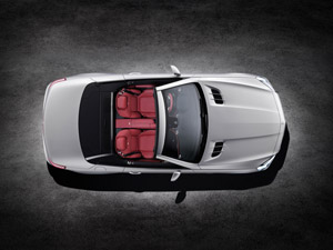 Foto Exteriores (2) Mercedes Sl-class Descapotable 2011