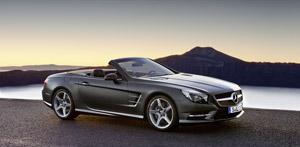 Foto Exteriores (4) Mercedes Sl-class Descapotable 2011