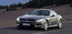 Foto Exteriores (5) Mercedes Sl-class Descapotable 2011