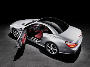 Foto Exteriores Mercedes Sl-class Descapotable 2011