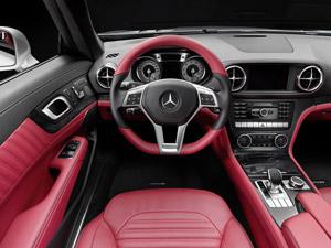 Foto Interiores (2) Mercedes Sl-class Descapotable 2011