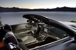 Foto Interiores (3) Mercedes Sl-class Descapotable 2011