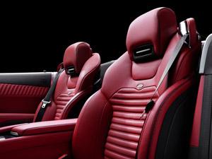 Foto Interiores Mercedes Sl-class Descapotable 2011