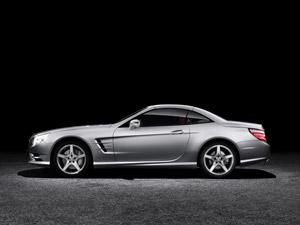Foto Perfil Mercedes Sl-class Descapotable 2011