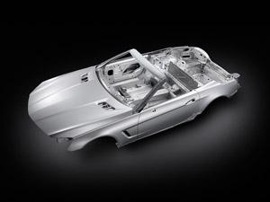 Foto Tecnicas Mercedes Sl-class Descapotable 2011