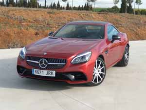 Mercedes-Benz Slc-amg 2016