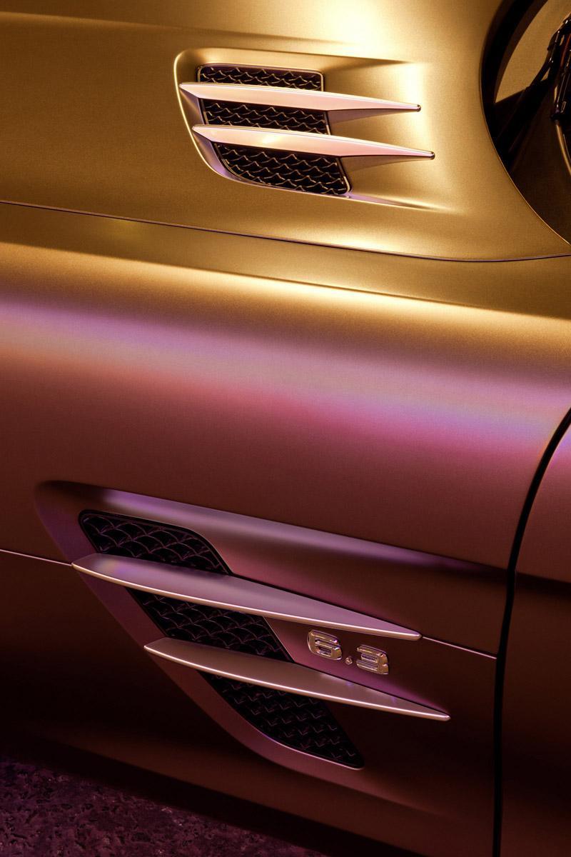 Foto Detalle Mercedes Sls Amg Descapotable 2011