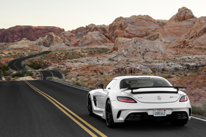Foto mercedes sls-amg-coupe-black-series 2012