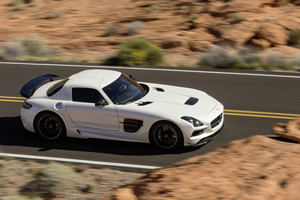 Foto Exteriores (2) Mercedes Sls-amg-coupe-black-series Cupe 2012