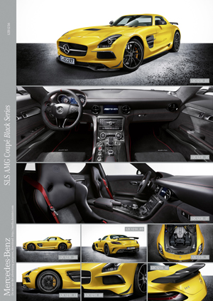 Foto Exteriores (4) Mercedes Sls-amg-coupe-black-series Cupe 2012