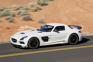 Foto Exteriores (5) Mercedes Sls-amg-coupe-black-series Cupe 2012