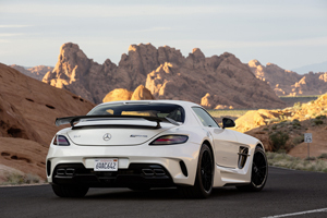 Foto Exteriores (8) Mercedes Sls-amg-coupe-black-series Cupe 2012