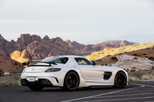 Foto Exteriores (9) Mercedes Sls-amg-coupe-black-series Cupe 2012