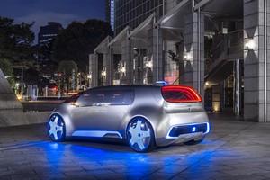 Foto Exteriores Mercedes Vision-tokyo Concept 2015