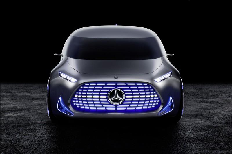 Foto Delantera Mercedes Vision-tokyo Concept 2015