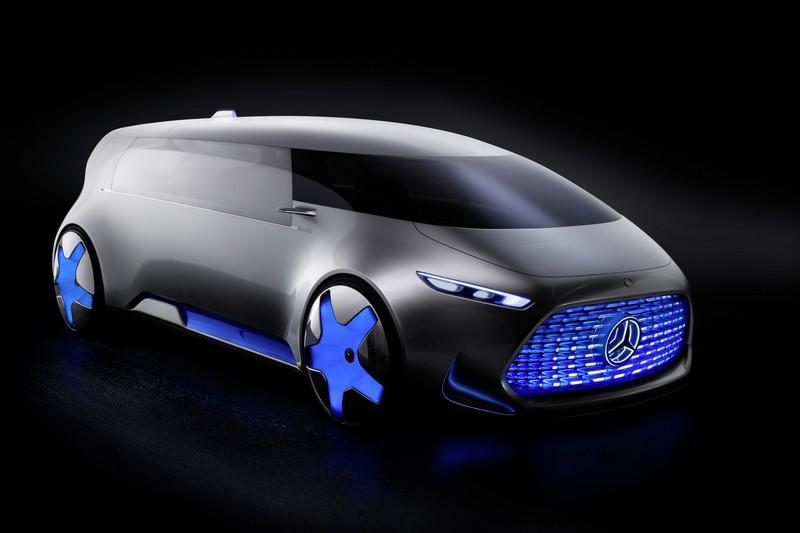Foto Exteriores 1 Mercedes Vision-tokyo Concept 2015