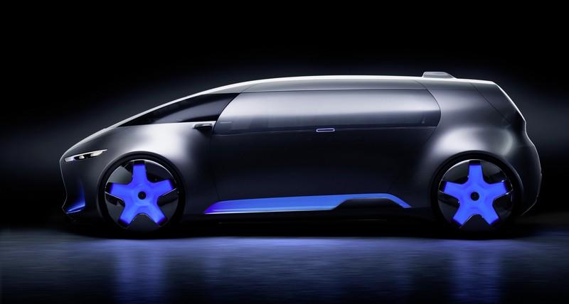 Foto Exteriores 2 Mercedes Vision-tokyo Concept 2015