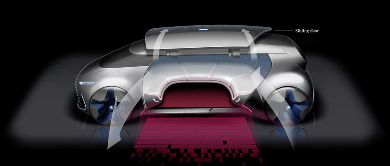 Foto Tecnicas Mercedes Vision-tokyo Concept 2015