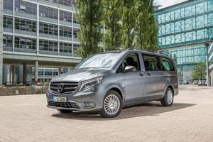 Foto Exteriores (1) Mercedes Vito Vehiculo Comercial 2014
