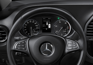 Foto Interiores (10) Mercedes Vito Vehiculo Comercial 2014