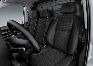 Foto Interiores (13) Mercedes Vito Vehiculo Comercial 2014