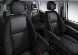 Foto Interiores (14) Mercedes Vito Vehiculo Comercial 2014