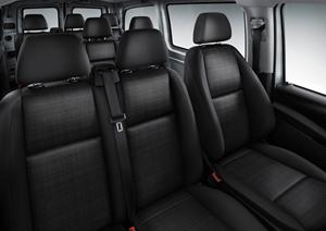 Foto Interiores (15) Mercedes Vito Vehiculo Comercial 2014