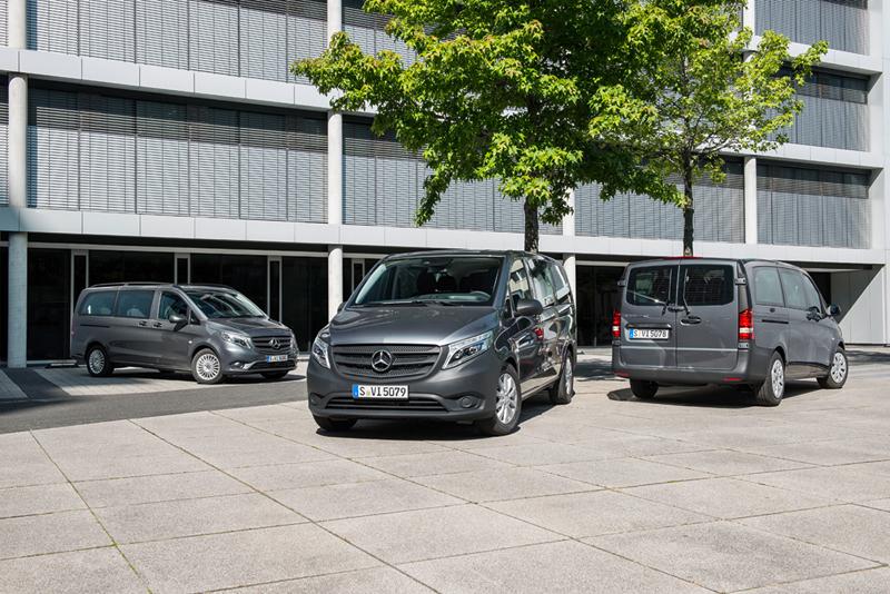 Foto Exteriores (77) Mercedes Vito Vehiculo Comercial 2014