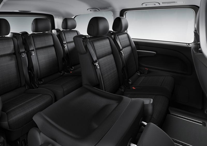 Foto Interiores Mercedes Vito Vehiculo Comercial 2014
