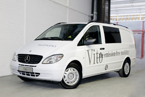 Mercedes-Benz Vito-electrica 2010