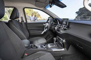 Foto Interiores (1) Mercedes X-class Suv Todocamino 2017