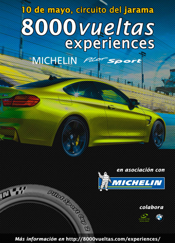 Michelin Pilot Sport Experiences