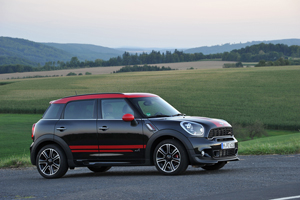 Foto mini countryman 2012