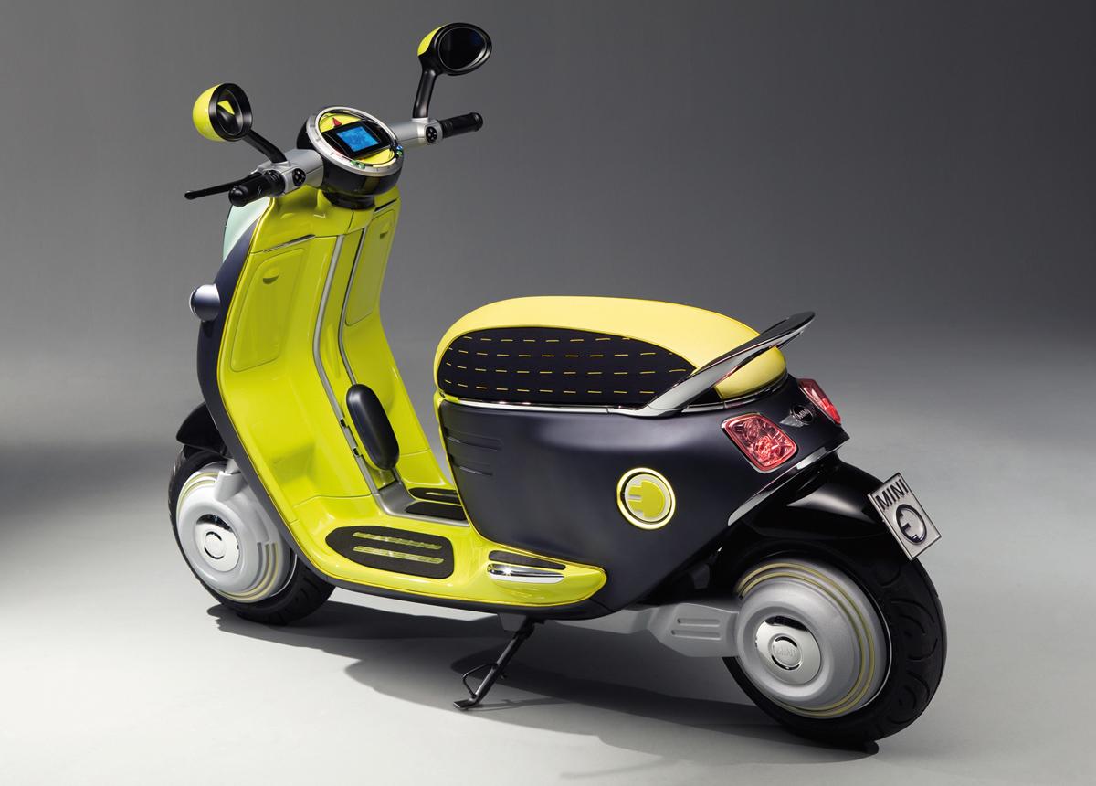 foto scooter electrica mini 7 mini mini scooter. Black Bedroom Furniture Sets. Home Design Ideas