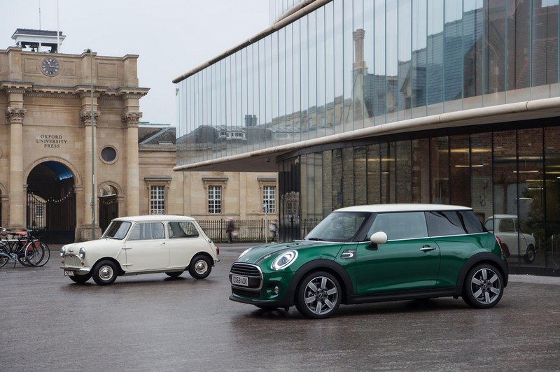 Foto Exteriores Mini Mini 60 Years Edition Dos Volumenes 2019