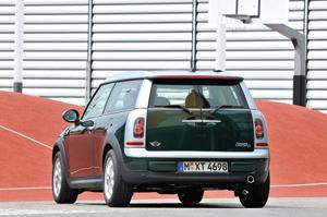 Foto Exteriores-(2) Mini Mini-clubman Dos Volumenes 2010